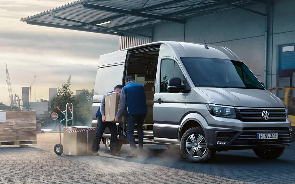 VW Crafter Kastenwagen