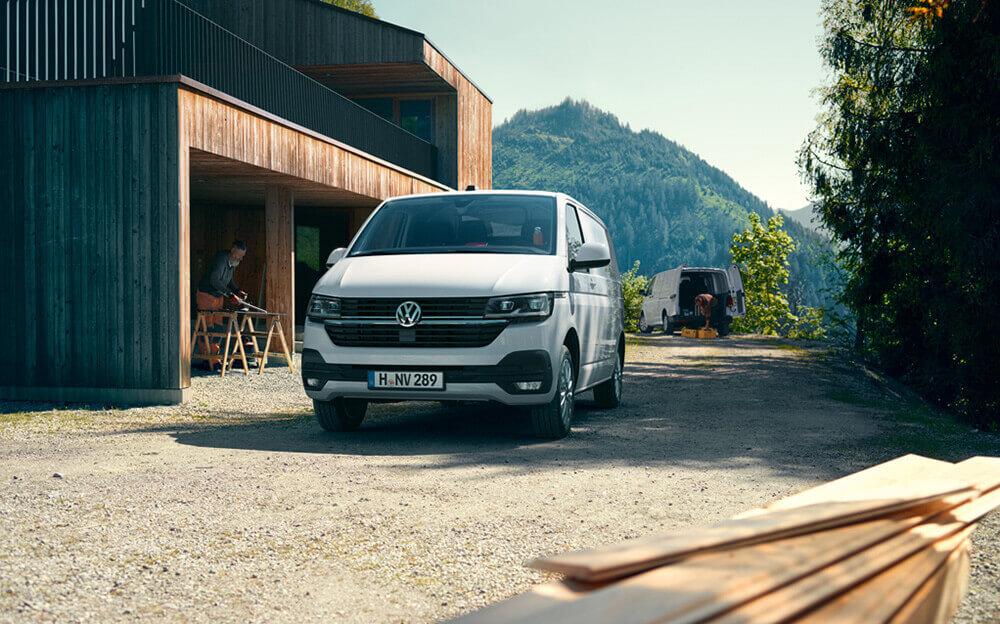 VW Transporter Kastenwagen